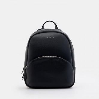 Mohito - Plecak z imitacji skóry -