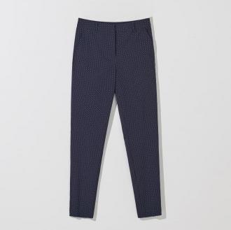 Mohito - Cygaretki w groszki z wiskozą - Niebieski