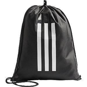 Czarny markowy worek adidas Gymsack
