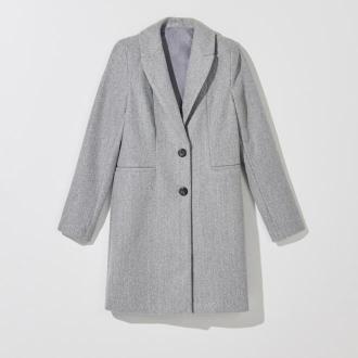 Mohito - Jednorzędowy płaszcz -