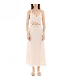 Nanushka Dress Sukienki Beżowy Dorośli Kobiety Rozmiar: XS