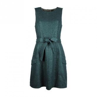 Tommy Hilfiger Sukienka 'Diana' Sukienki Zielony Dorośli Kobiety