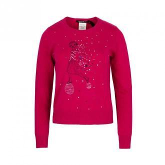 Pennyblack Sweter Swetry i bluzy Różowy Dorośli Kobiety Rozmiar: L