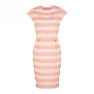 Nife Dress Sukienki Różowy Dorośli Kobiety Rozmiar: S - 36