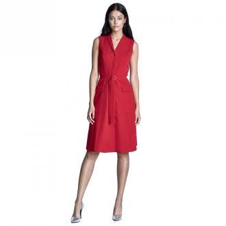 Nife Dress Sukienki Czerwony Dorośli Kobiety Rozmiar: S - 36