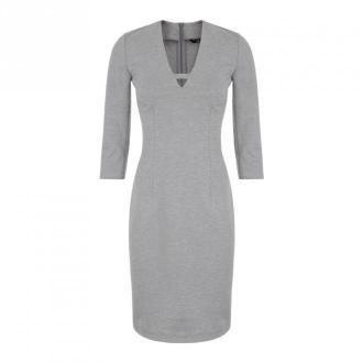 Nife Dress Sukienki Szary Dorośli Kobiety Rozmiar: XL - 42