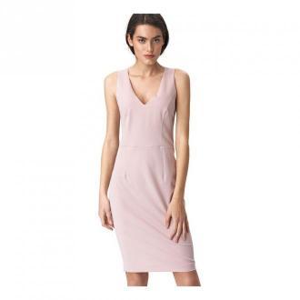 Nife Dress Sukienki Różowy Dorośli Kobiety Rozmiar: M - 38