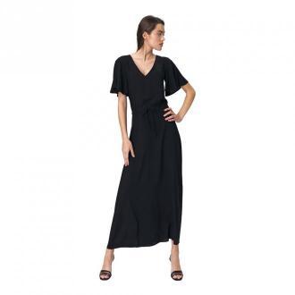 Nife Dress Sukienki Czarny Dorośli Kobiety Rozmiar: S - 36