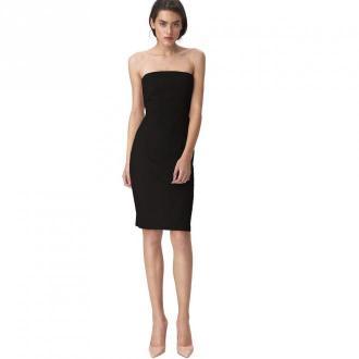 Nife sukienka tuba Sukienki Czarny Dorośli Kobiety Rozmiar: XL - 42