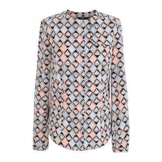 Nife Blouse Bluzki i koszule Szary Dorośli Kobiety Rozmiar: 42