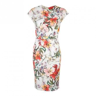 Nife Dress Sukienki Biały Dorośli Kobiety Rozmiar: XL - 42