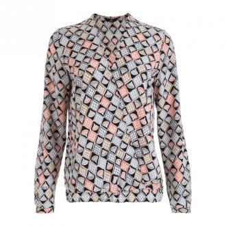 Nife Blouse Bluzki i koszule Szary Dorośli Kobiety Rozmiar: 40