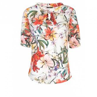 Nife Blouse Bluzki i koszule Biały Dorośli Kobiety Rozmiar: 44