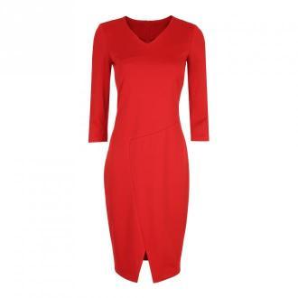 Nife Dress Sukienki Czerwony Dorośli Kobiety Rozmiar: XL - 42