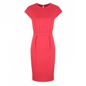 Nife ołówkowa sukienka Sukienki Czerwony Dorośli Kobiety Rozmiar: XL -