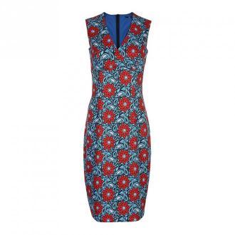 Nife Dress Sukienki Niebieski Dorośli Kobiety Rozmiar: 2XL - 44