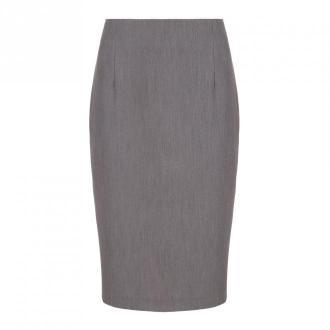 Nife Skirt Spódnice Szary Dorośli Kobiety Rozmiar: 42