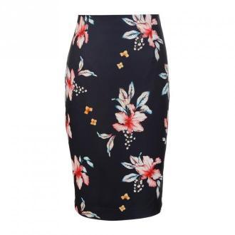 Nife Skirt Spódnice Niebieski Dorośli Kobiety Rozmiar: 36