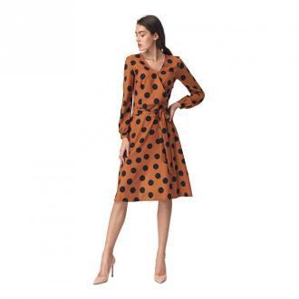 Nife Dress Sukienki Pomarańczowy Dorośli Kobiety Rozmiar: XS - 34