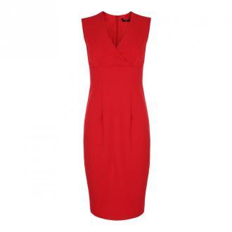Nife Dress Sukienki Czerwony Dorośli Kobiety Rozmiar: L - 40
