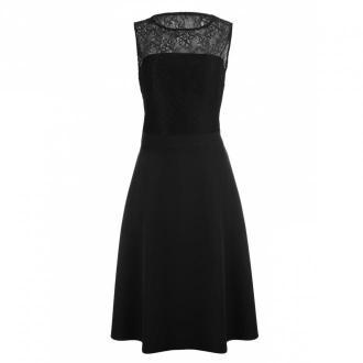 Nife Dress Sukienki Czarny Dorośli Kobiety Rozmiar: 2XL - 44