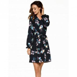 Lemoniade Sukienka wzorzysta Sukienki Czarny Dorośli Kobiety Rozmiar: