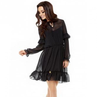 Lemoniade Sukienka zwiewna Sukienki Czarny Dorośli Kobiety Rozmiar: L