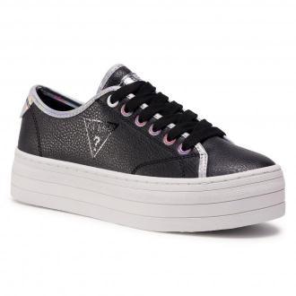 Sneakersy GUESS - Buddi2 FL7BU2 ELE12 BLACK