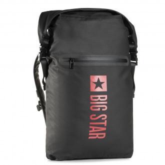 Plecak BIG STAR - GG574031  Czarny