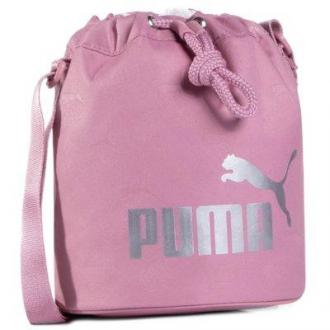 PUMA Small Bucket Bag 7738802 Różowy