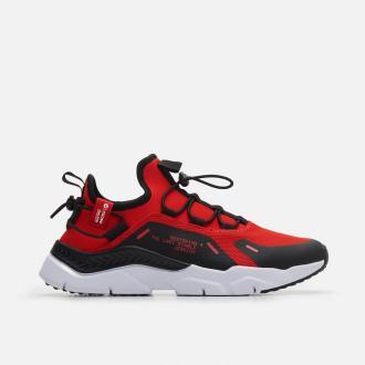 Cropp - Niskie sneakersy Restore - Czerwony