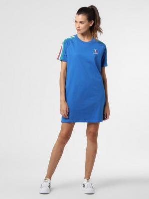 adidas Originals - Sukienka damska, niebieski