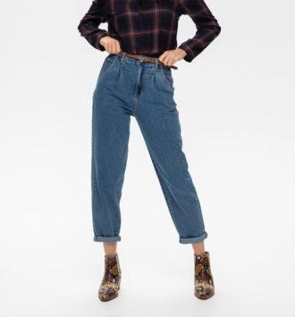 Jeansy slouchy OSCAR