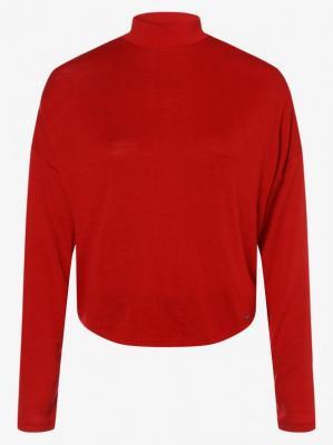 GUESS - Sweter damski, czerwony