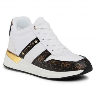 Sneakersy GUESS - Ravyn2 FL7RA2 FAL12 WHITE
