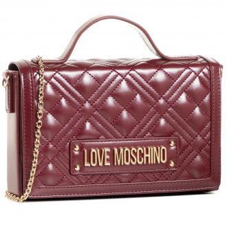 Torebka LOVE MOSCHINO - JC4305PP0BKA0552 Vino