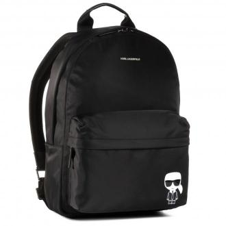 Plecak KARL LAGERFELD - 205W3092 Black