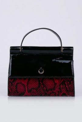 Mała elegancka torebka na rączce