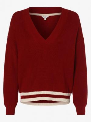 Pepe Jeans - Sweter damski – Marietta, czerwony