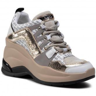 Sneakersy LIU JO - Karlie Revolution BF0095 EX063 White 01111