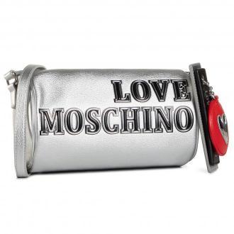 Torebka LOVE MOSCHINO - JC4241PP0BKG0902 Argento