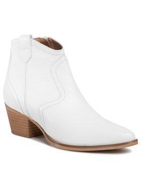 Gino Rossi Botki A45455 Biały