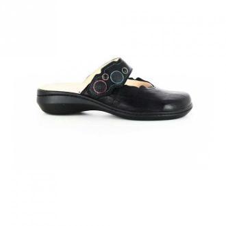 Think Flat sandals Obuwie Czarny Dorośli Kobiety Rozmiar: 42