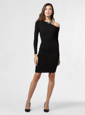 GUESS - Sukienka damska, czarny
