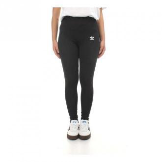 Adidas Legginsy Spodnie Czarny Dorośli Kobiety Rozmiar: 46