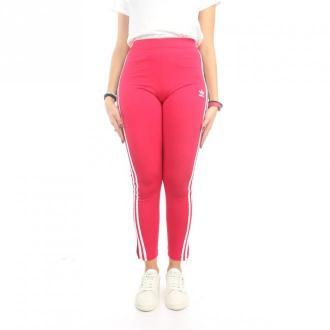 Adidas Legginsy Spodnie Różowy Dorośli Kobiety Rozmiar: 42