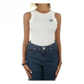 Adidas Body Koszulki i topy Biały Dorośli Kobiety Rozmiar: 36
