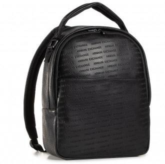 Plecak ARMANI EXCHANGE - 952083 CC348 00020 Nero