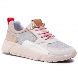 Sneakersy GANT - Cocoville 21533933  Cream/Gray G217