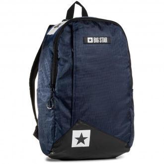 Plecak BIG STAR - GG574119  Granatowy